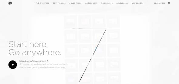 Introducing Squarespace 7