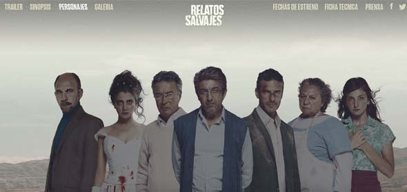 Relatos Salvajes  Wild Tales
